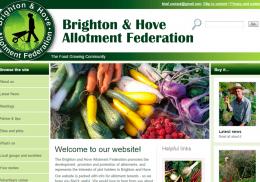 Brighton & Hove Allotment Federation
