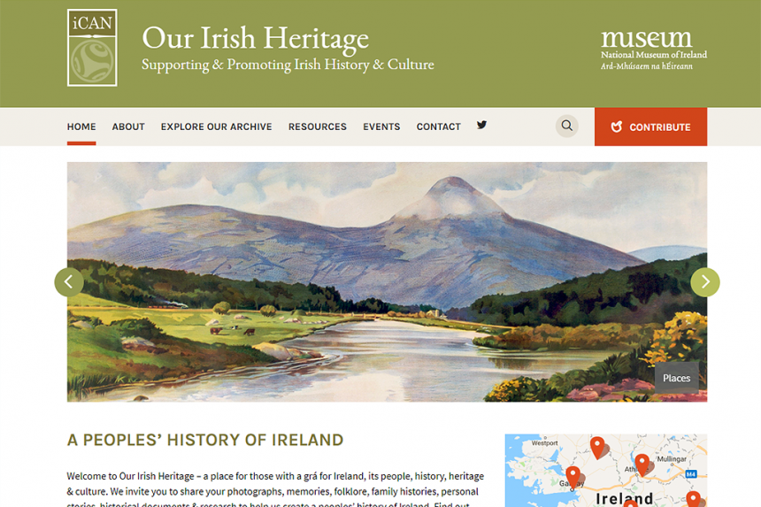 Our Irish Heritage