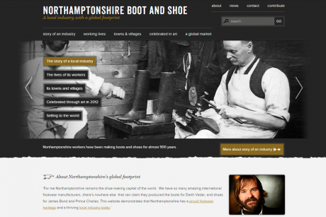 Northamptonshire Boot and Shoe