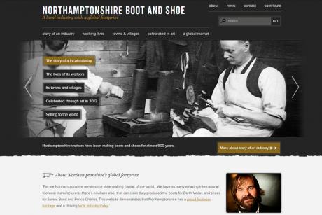 Northamptonshire Boot and Shoe