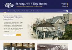 St Margaret's Village History