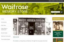 Waitrose Memory Store