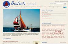 Boleh Project Catalogue