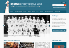 Bromley First World War