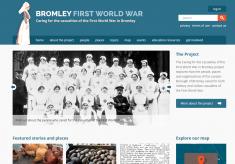 Bromley First World War