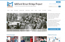 Milford Street Bridge Project