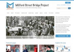 Milford Street Bridge Project