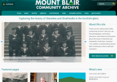 Mount Blair Community Archive