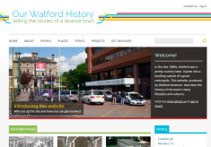 Our Watford History