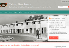 Talking New Towns