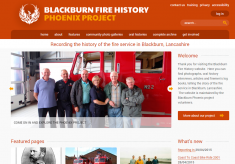 Blackburn Fire History