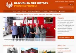 Blackburn Fire History