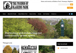 The Friends of Blakers Park