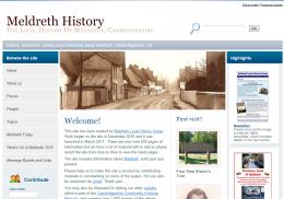 Meldreth History