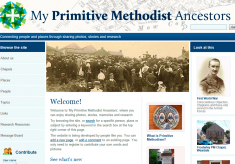 My Primitive Methodist Ancestors