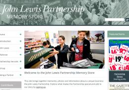 John Lewis Partnership Memory Store