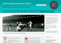 National Sports Museum Online