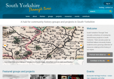 South Yorkshire Through Time