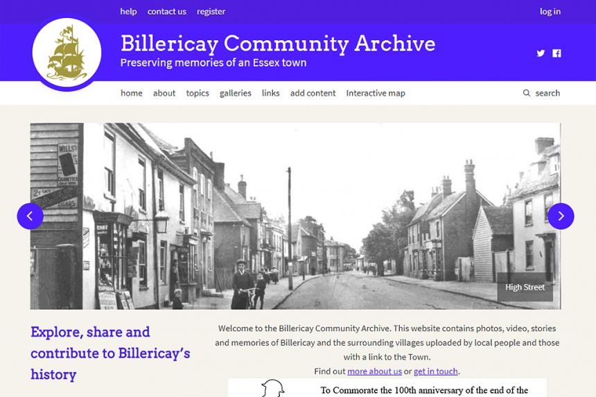Billericay History