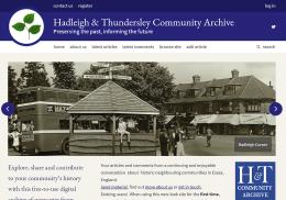 Hadleigh & Thundersley Community Archive