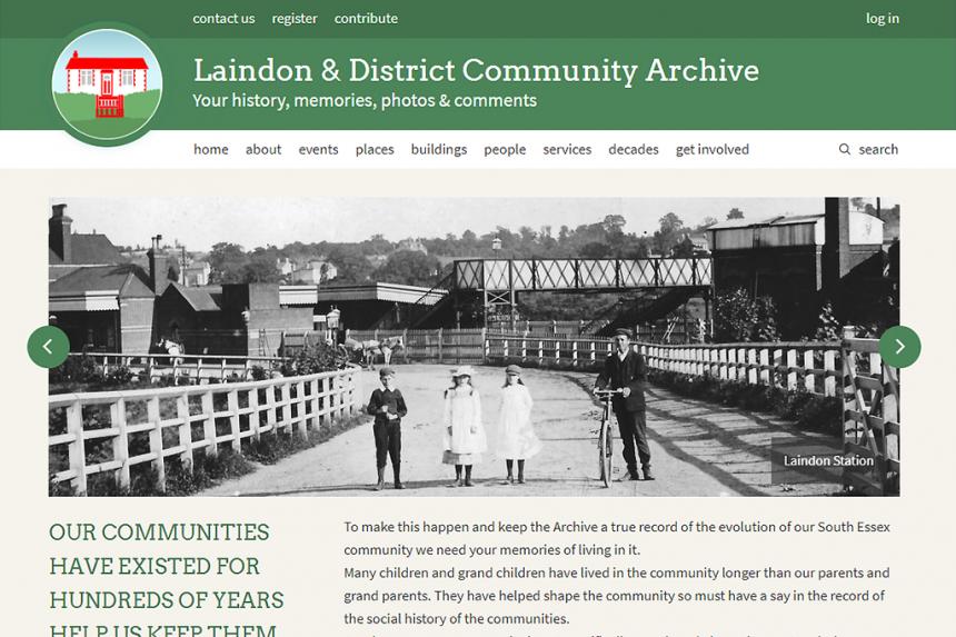 Laindon and District Community Archive