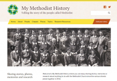 My Methodist History