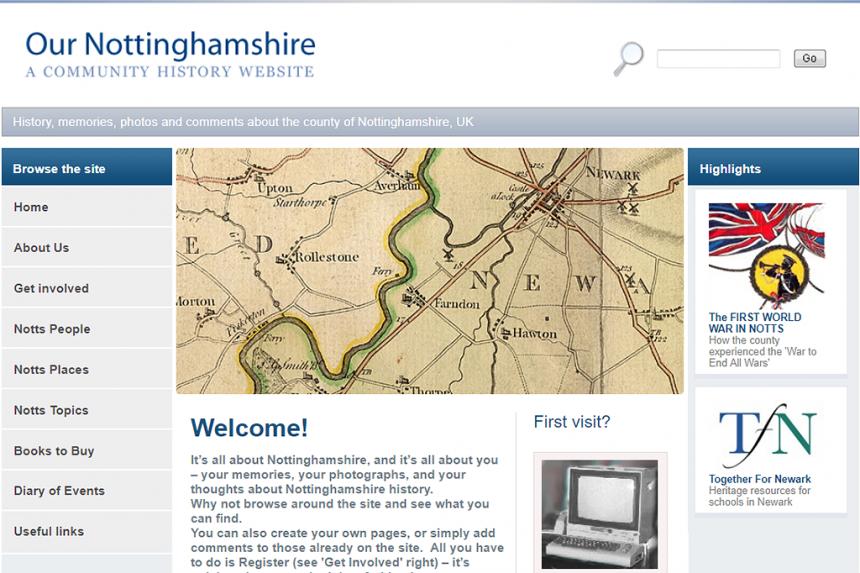 Our Nottinghamshire