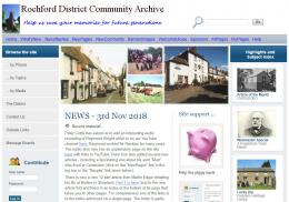 Rochford District Community Archive