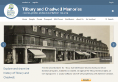 Tilbury and Chadwell Memories