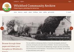 Wickford History