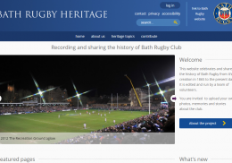 Bath Rugby Heritage