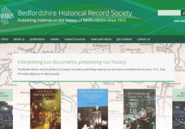 Bedfordshire Historical Record Society
