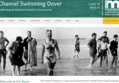 Channel Swimming Dover