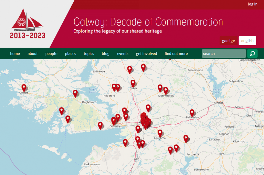 Galway: Decade of Commemoration