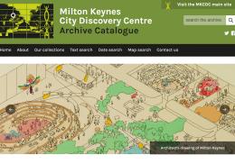 Milton Keynes Discovery Centre Archive Catalogue