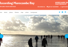 Recording Morecambe Bay