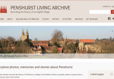Penshurst Living Archive