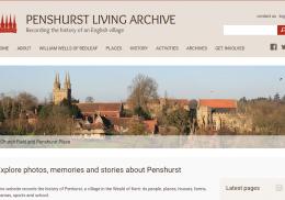 Penshurst Living Archive