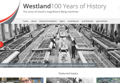 Westland 100 Years of History