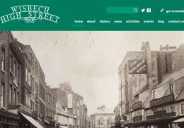 Wisbech High Street