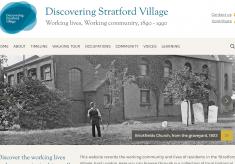Discovering Stratford Village